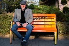 Nach 48 Jahren bei Joomann, von der Ausbildung an, geht Josef Terhorst nun in den Ruhestand. Freitag 29.03.2019, in Rees. Foto: Christian Creon / FUNKE Foto Services